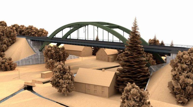 Güncel: Ottendorfer Viadukt için dijital ikiz